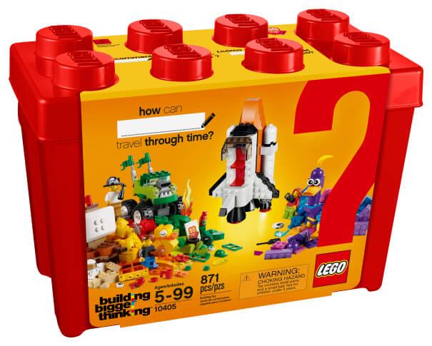 """Zestaw LEGO """"Misja na Marsa"""" (10405)"""