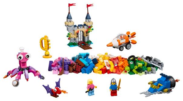 """Zestaw LEGO """"Na dnie oceanu"""" (10404)"""