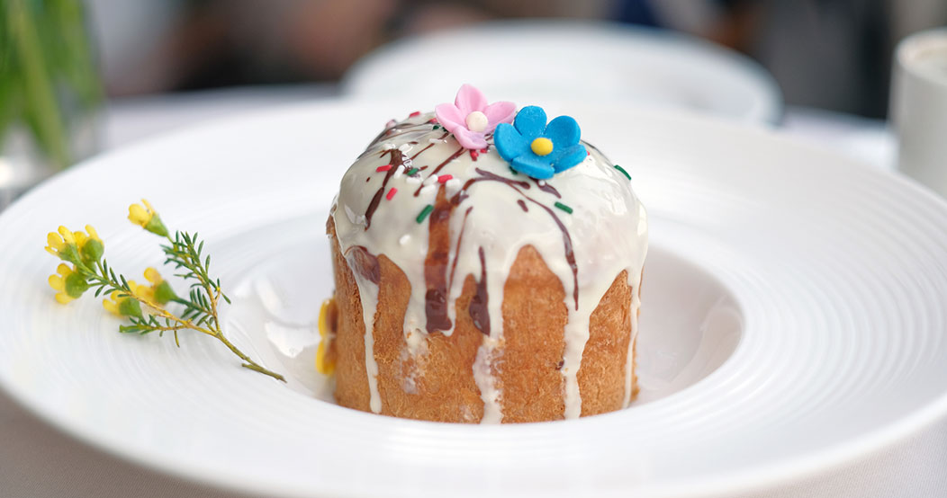 Jak zrobić lukier maślany z cukrem pudrem?