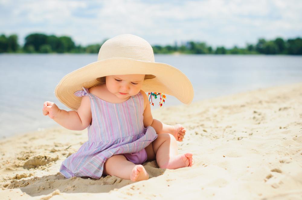 Letnie nakrycia głowy dla dzieci