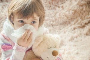 antybiotyk a przedszkole