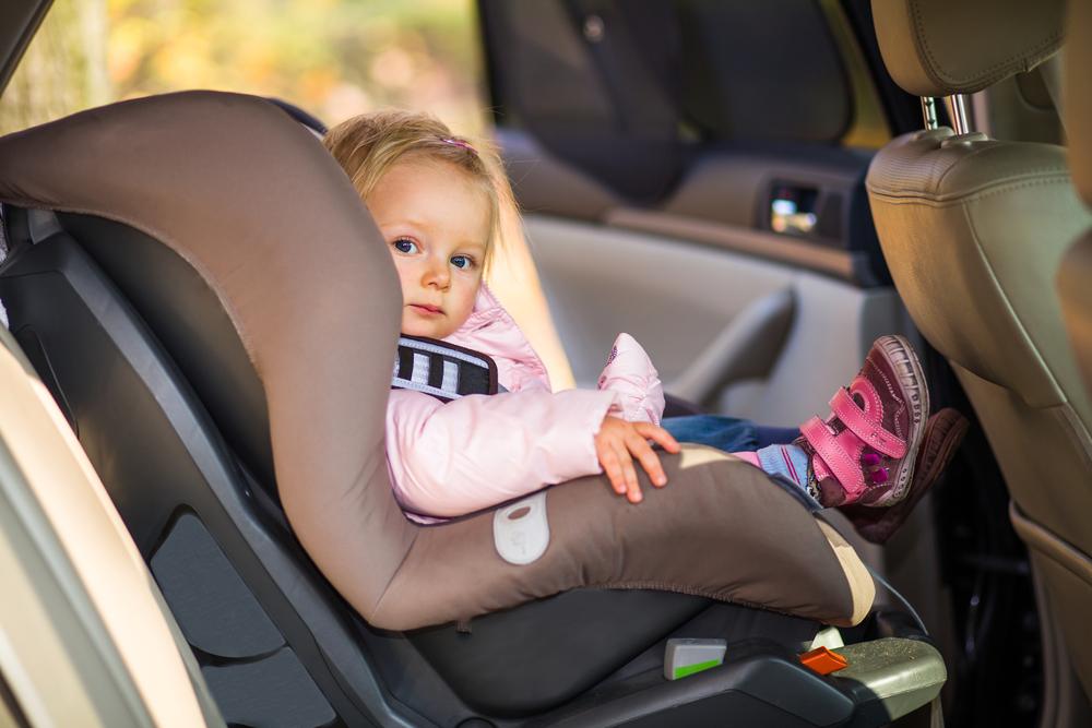 Kategorie wagowe fotelików dla dzieci [Rozmiary fotelików samochodowych]