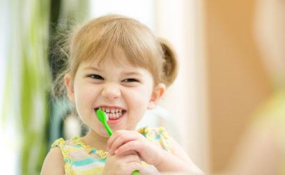 krzywe zęby u dzieci