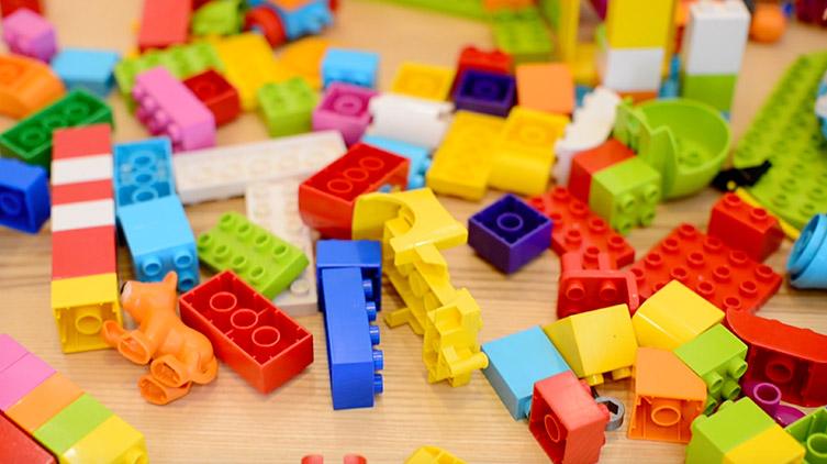 Lego duplo prezent dla trzylatki