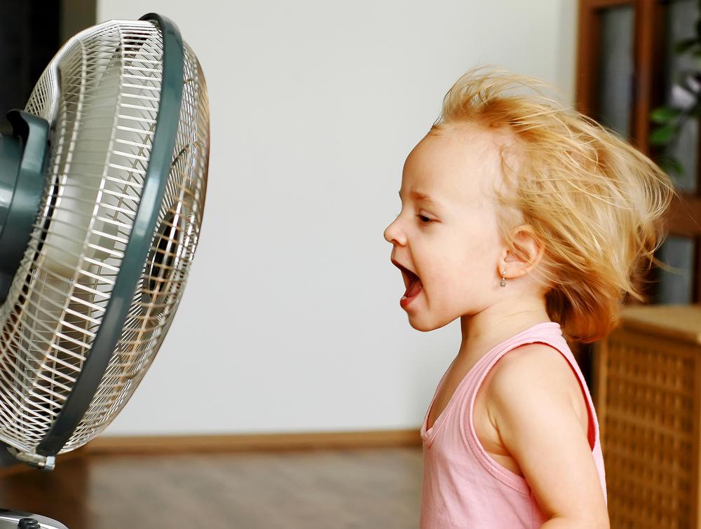 Meteorolodzy ostrzegają przed upałami. Najbardziej narażone są małe dzieci!