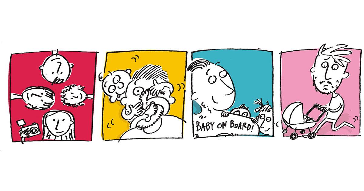 Między nami rodzicami #1: Idealny prezent na Dzień Ojca to…