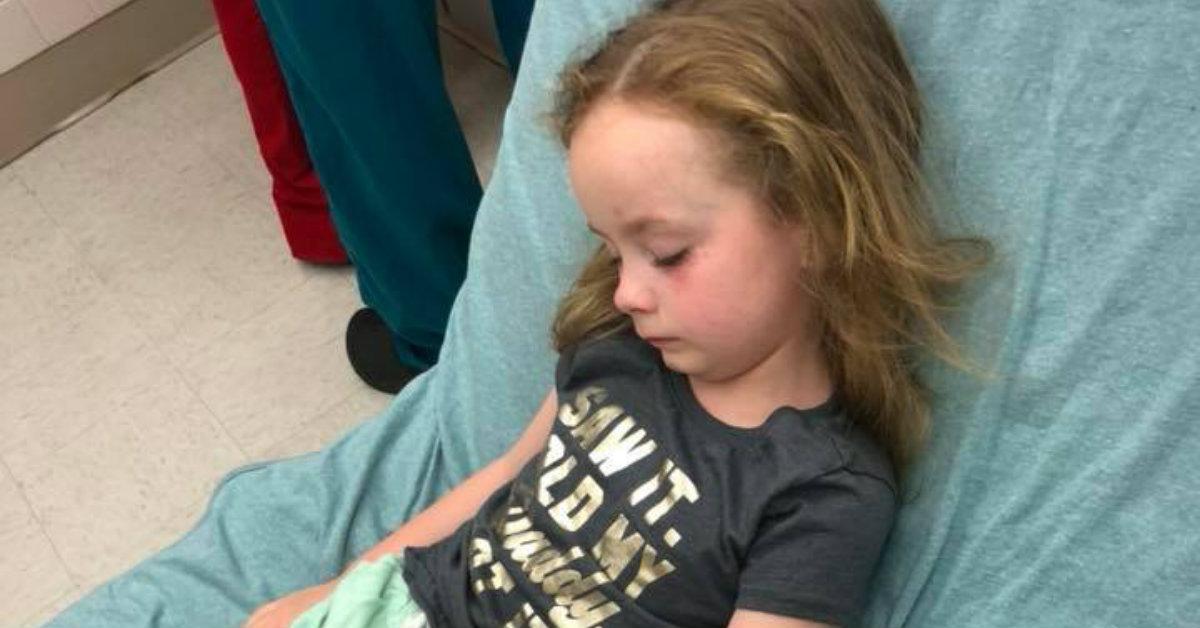 Mama pięciolatki ostrzega: córka dostała paraliżu po ugryzieniu kleszcza!