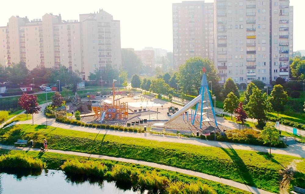 plac zabaw goclaw warszawa