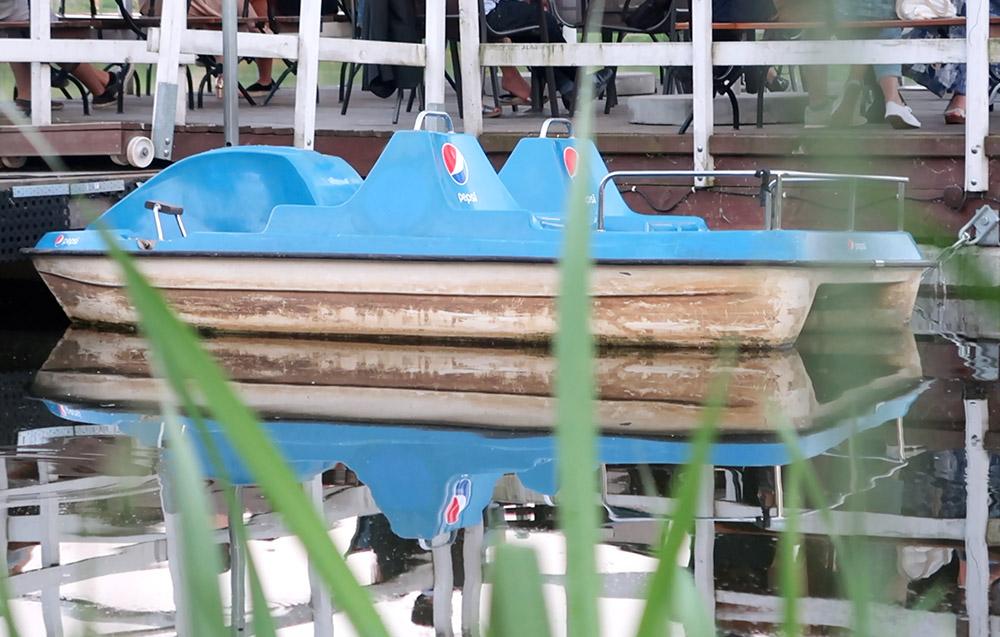 Rowery wodne w Warszawie