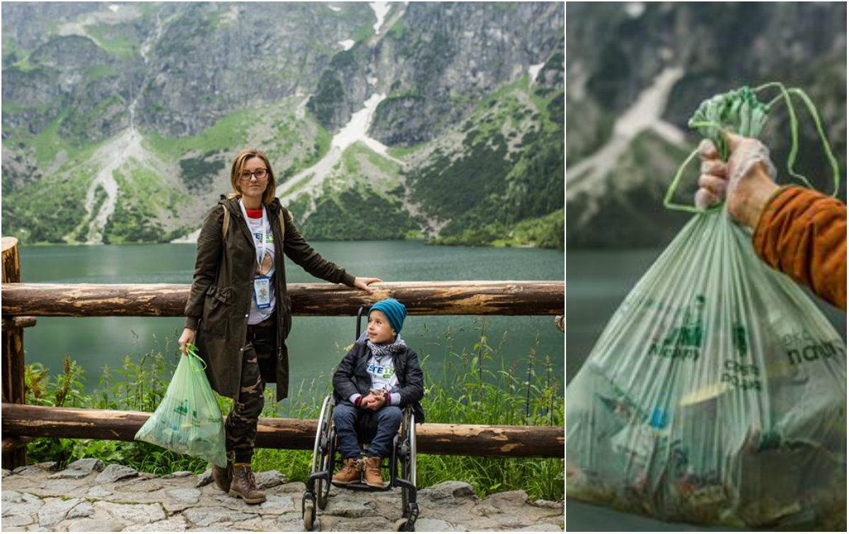 Szokujące zachowanie turystów w Tatrach wobec niepełnosprawnego chłopca