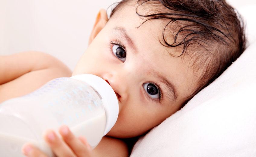 nietolerancja laktozy u niemowląt