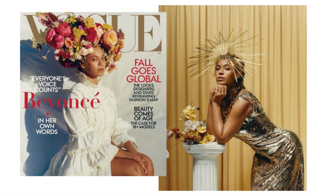 Beyoncé szczerze o macierzyństwie i figurze po ciąży: Wciąż mam wałeczki na brzuchu!