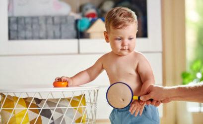 dieta rocznego dziecka