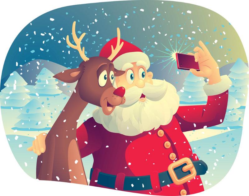 Najpiękniejsze piosenki o Mikołaju dla dzieci