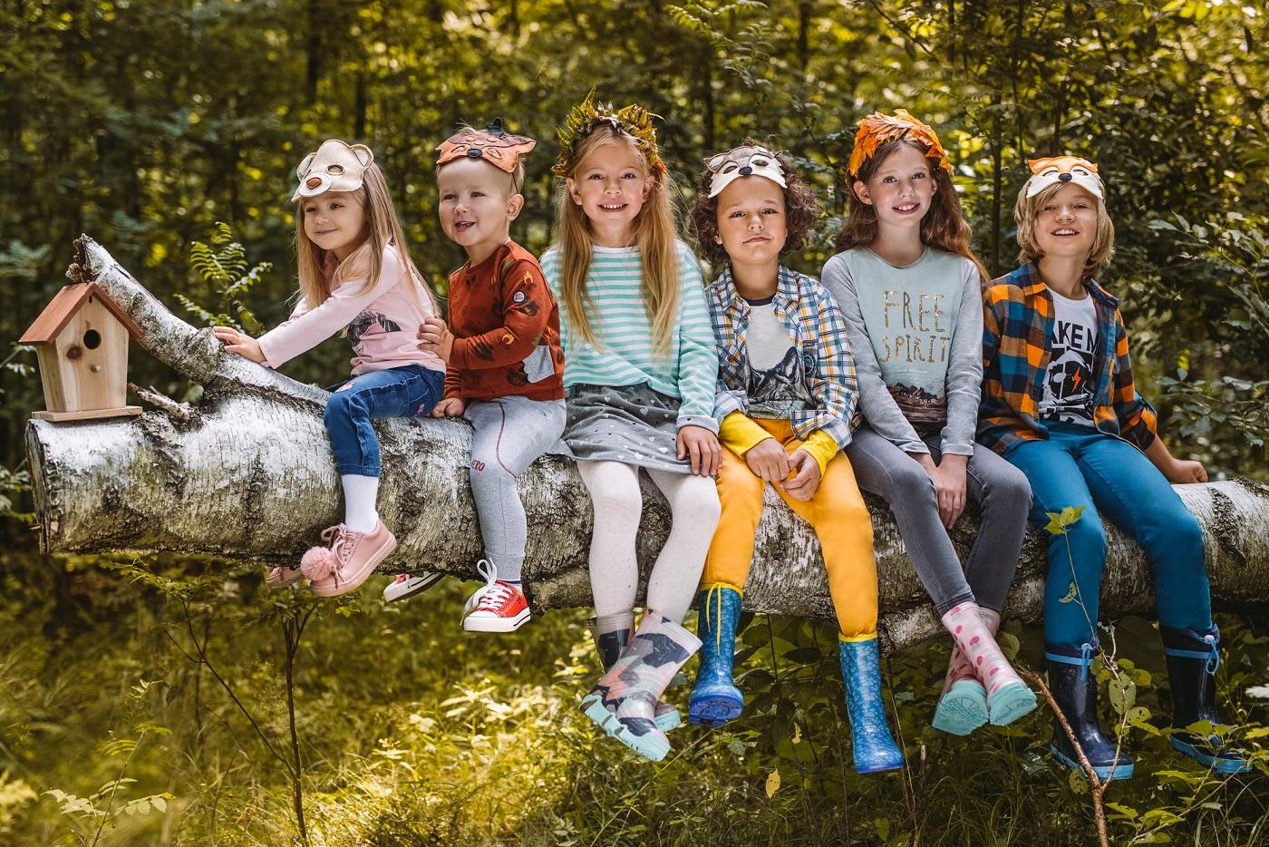 Jesienne ubranka dla dzieci: 5 rzeczy, które MUSISZ wiedzieć, zanim pójdziesz na zakupy