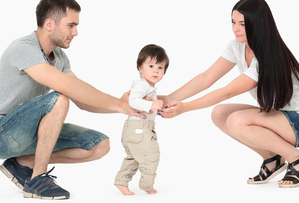 Czy to normalne, że dziecko chodzi na palcach?