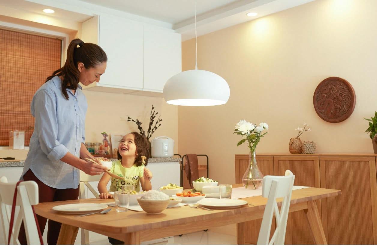 Oświetlenie w mieszkaniu ma wpływ na wzrok dziecka. Jak odpowiednio je dobrać?