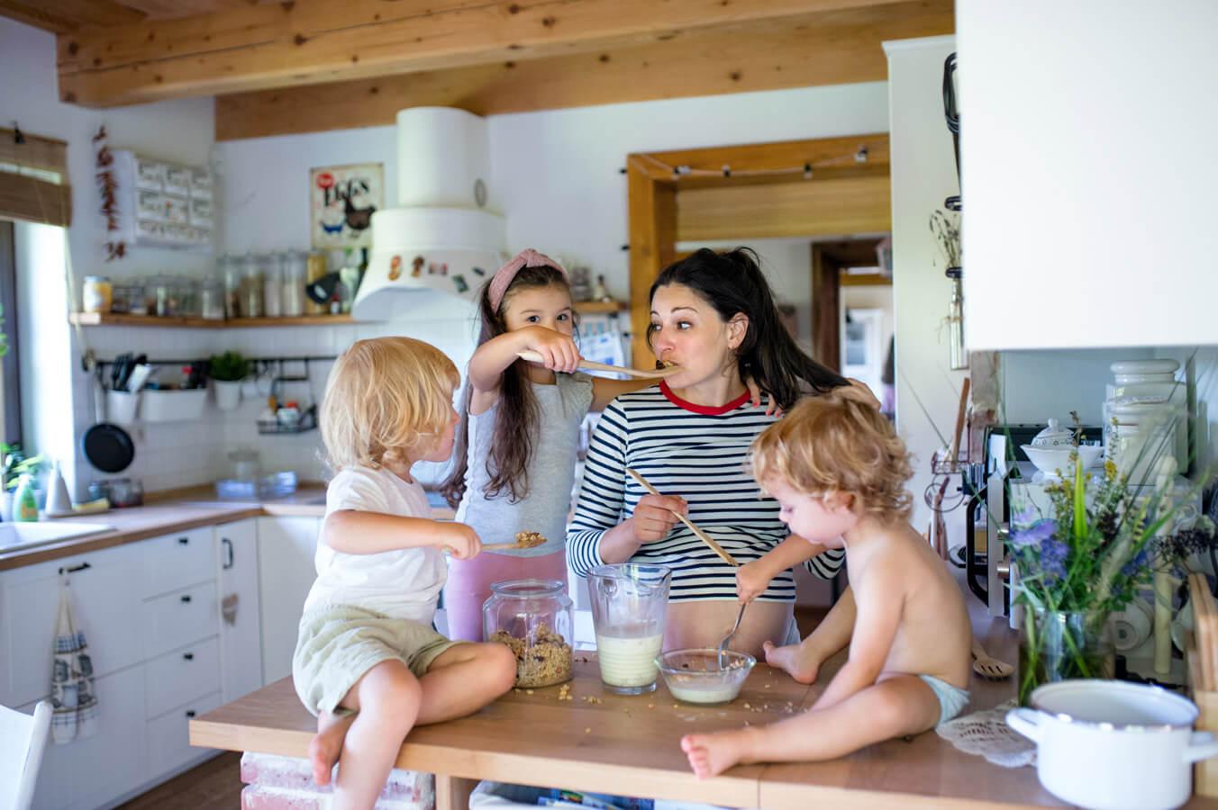 11 prawd o posiadaniu trójki dzieci