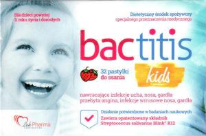 Wycofano Bactitis kids