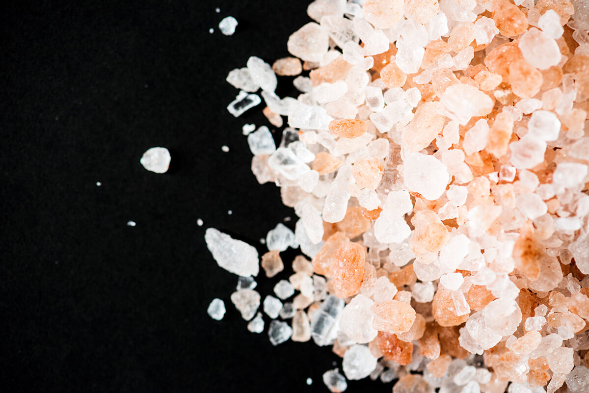 Sól emska – skuteczny sposób na ból gardła i kaszel