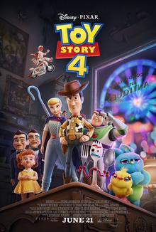 toy story 4 premiera w Polsce