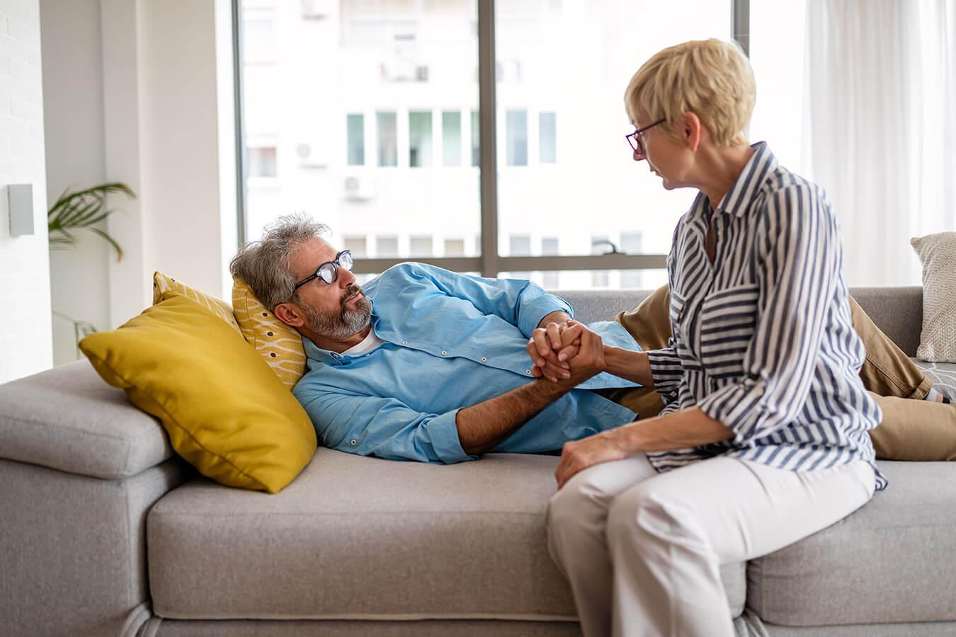 Andropauza – objawy psychiczne i fizyczne męskiego klimakterium