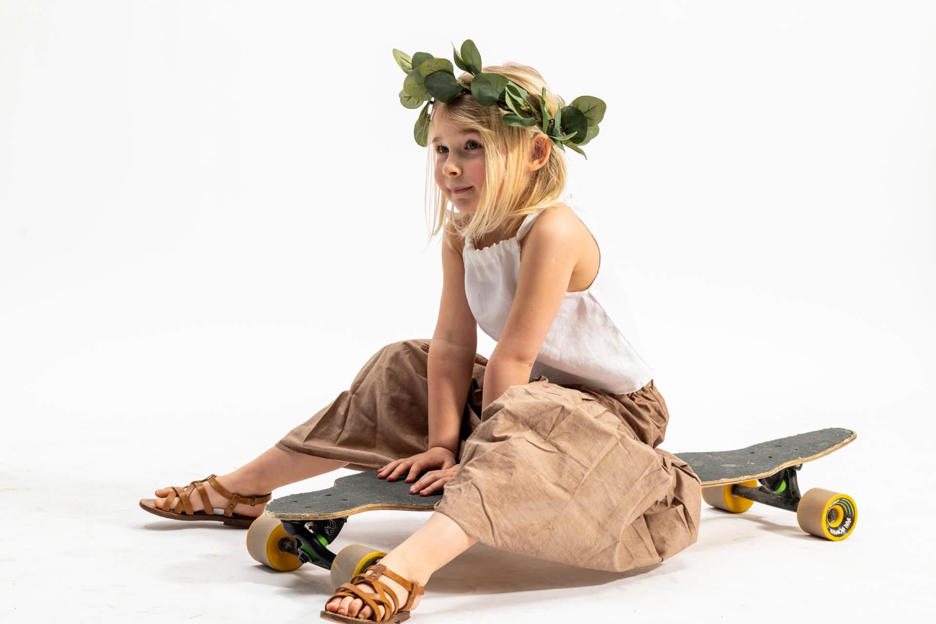 Bohemian Youngster: Ubrania dla dziewczynek w stylu boho