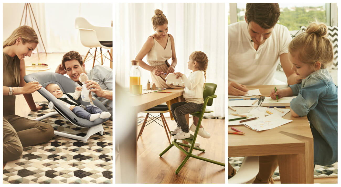 Nowy produkt marki CYBEX. Krzesełko LEMO rośnie razem z Twoim dzieckiem.