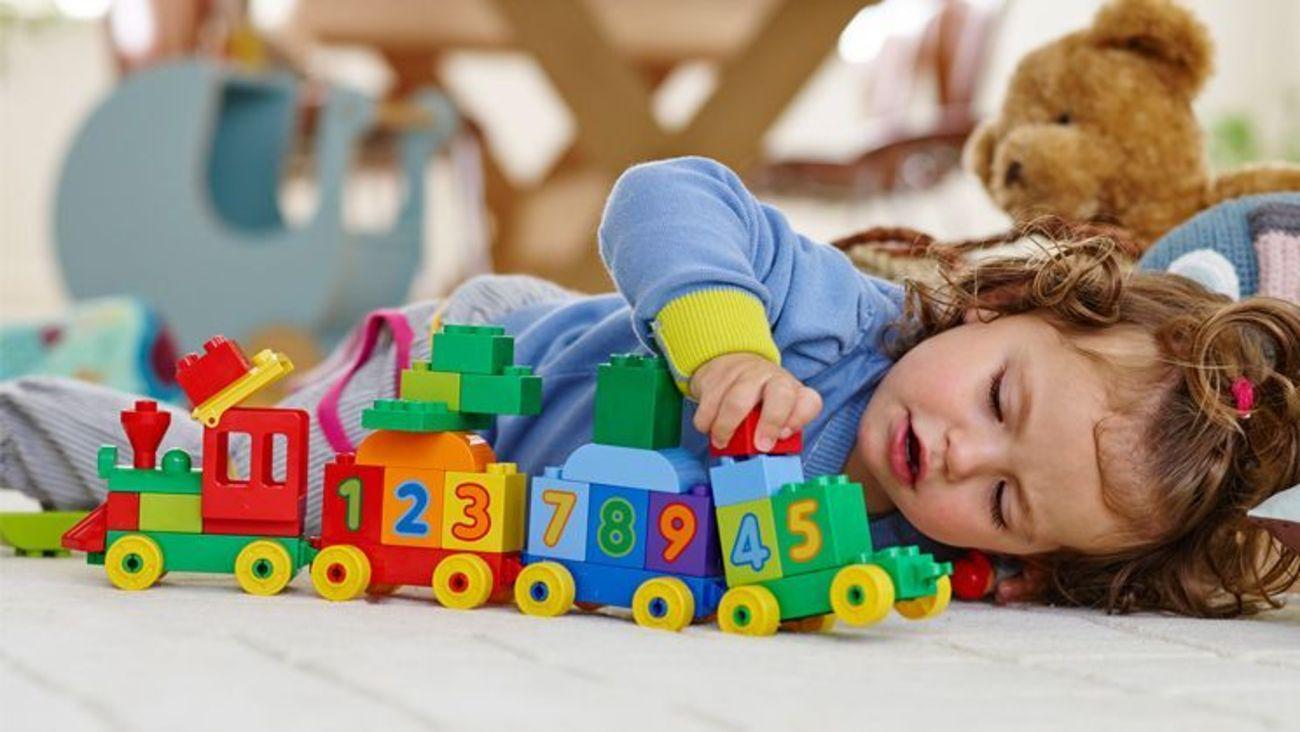 Zabawa LEGO DUPLO inspiruje oraz wspiera dziecięcą wyobraźnię!