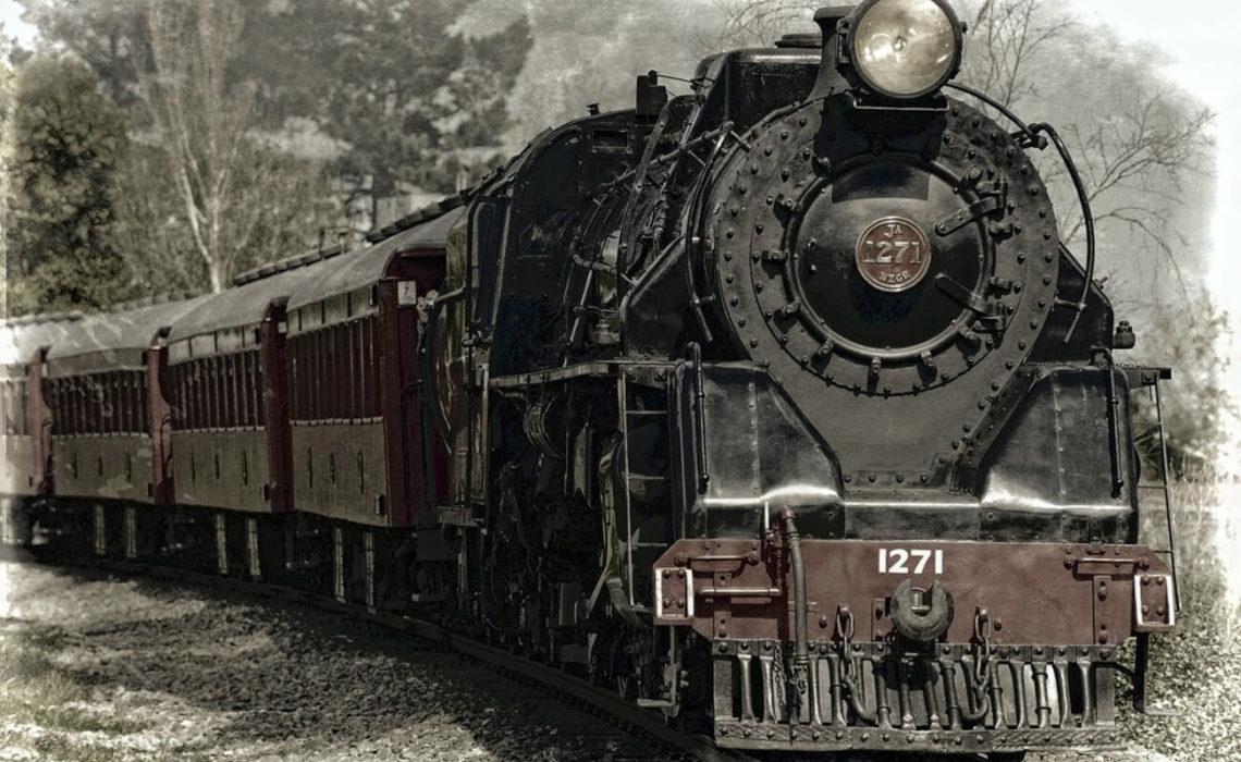 sennik pociąg