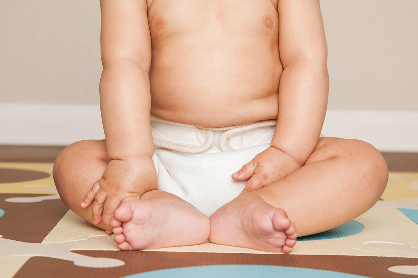 Napletek u dzieci i niemowląt [objawy stulejki, zapalenie napletka]