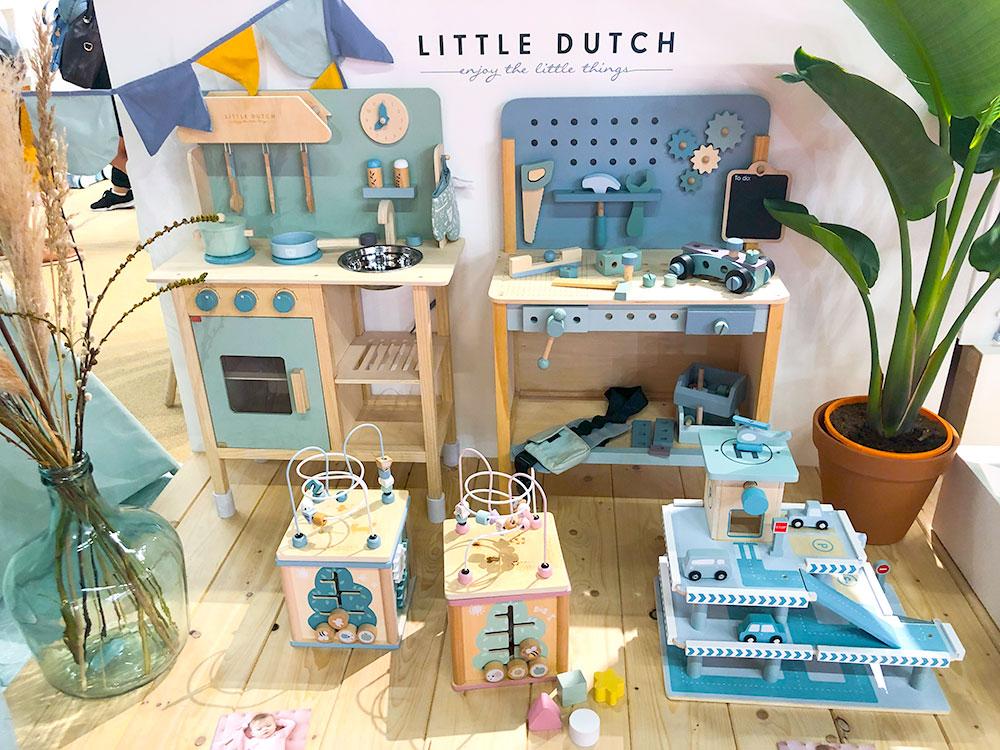 drewniane zabawki dla chłopca i dziewczynki