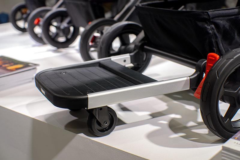 podstawka dla starszego dziecka do wózka