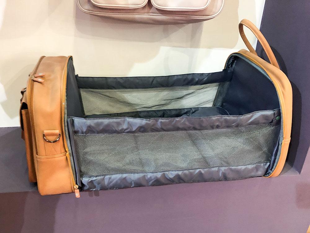 torba podróżna składane łóżeczko