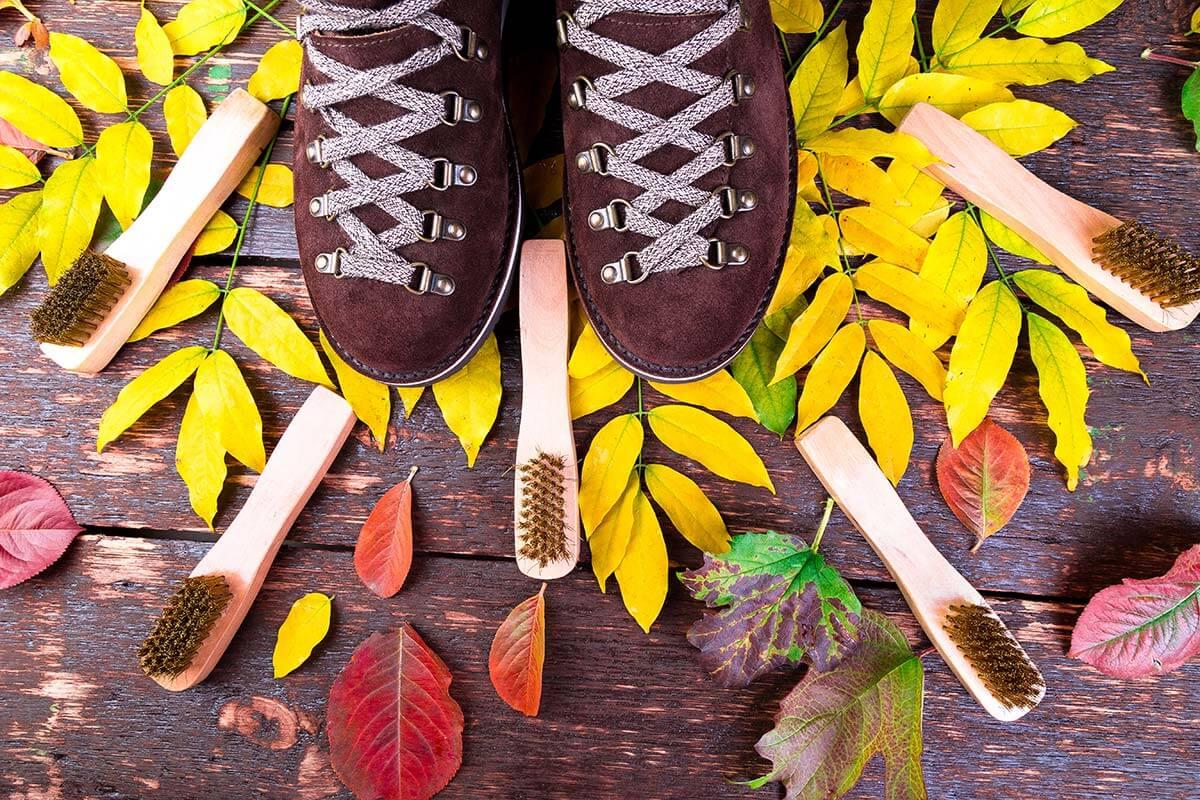 Jak wyczyścić zamszowe buty? [Domowe Sposoby]