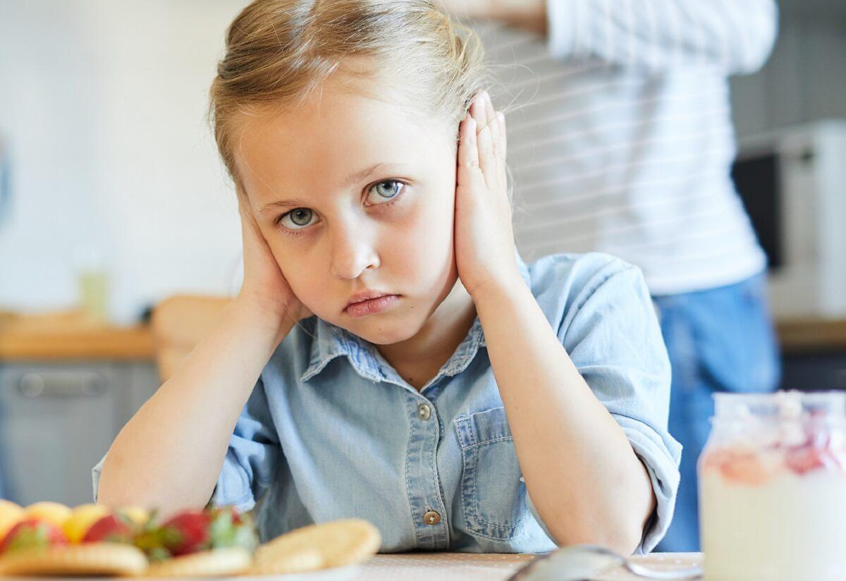 Kiedy dziecko nie słucha…