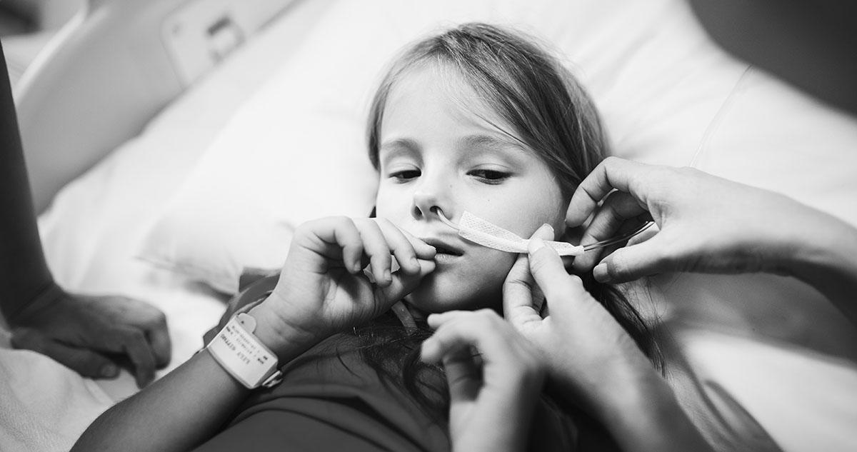 10-latka z nietypowymi objawami koronawirusa. Lekarze nie rozpoznali choroby