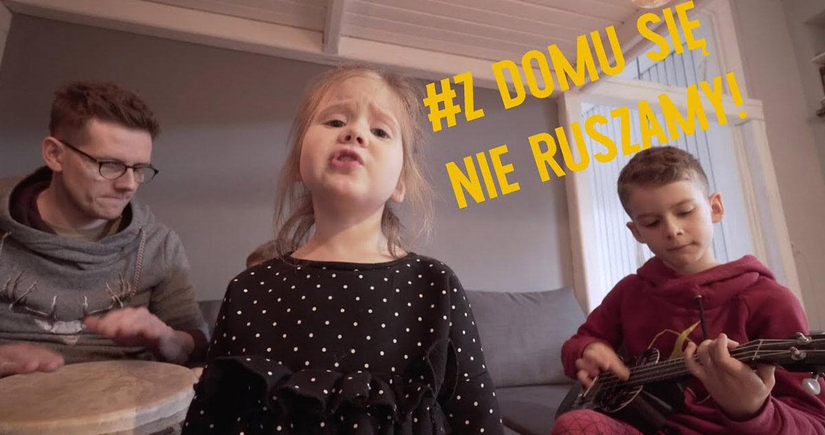 Ta dziecięca piosenka o koronawirusie podbija internet [UWAGA! Wpada w ucho!]