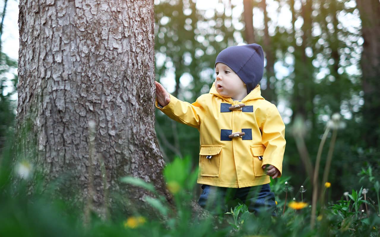 """20 kwietnia – Od dzisiaj można wyjść z dzieckiem na spacer do lasu! Są jednak """"ale""""…"""