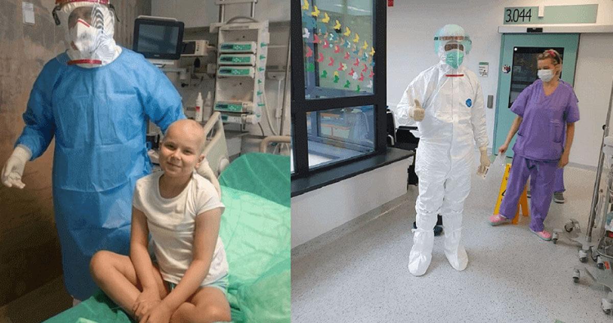 9-latka po transplantacji wygrała walkę z COVID-19! [Wrocław]