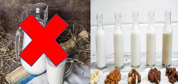 mleko i jogurty dla dziecka