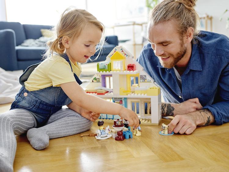 Nowość od LEGO DUPLO: Wielofunkcyjny domek