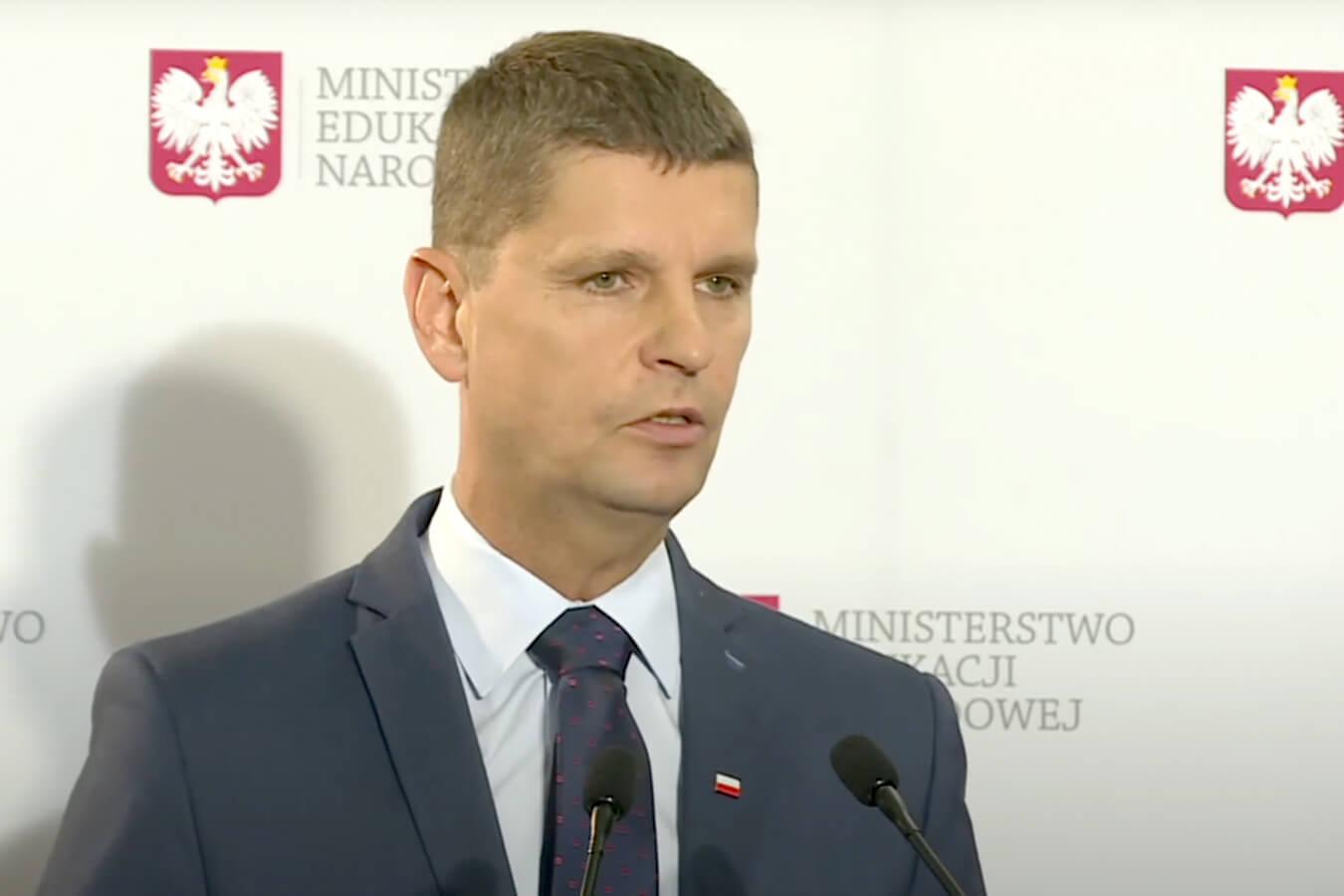 TVP: Dariusz Piontkowski poda się do dymisji. Jest kandydat na nowego szefa MEN