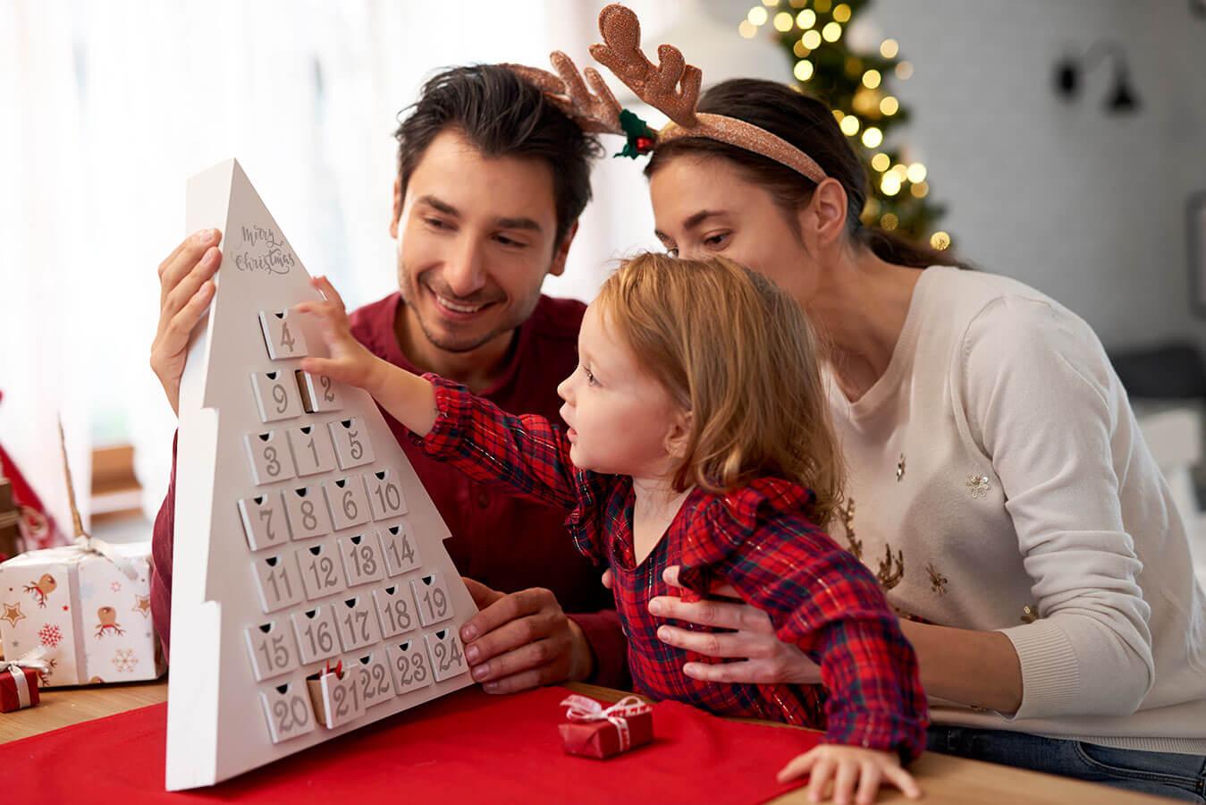 Jaki kalendarz adwentowy wybrać dla dziecka?