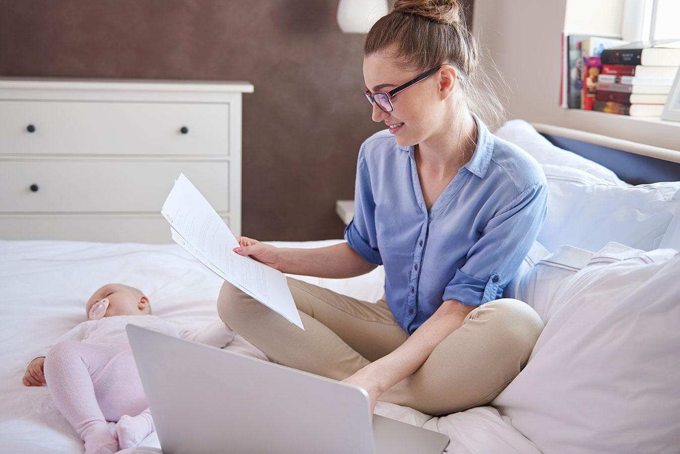 Nie wiesz, jak i gdzie zameldować noworodka? #Wyjaśniamy