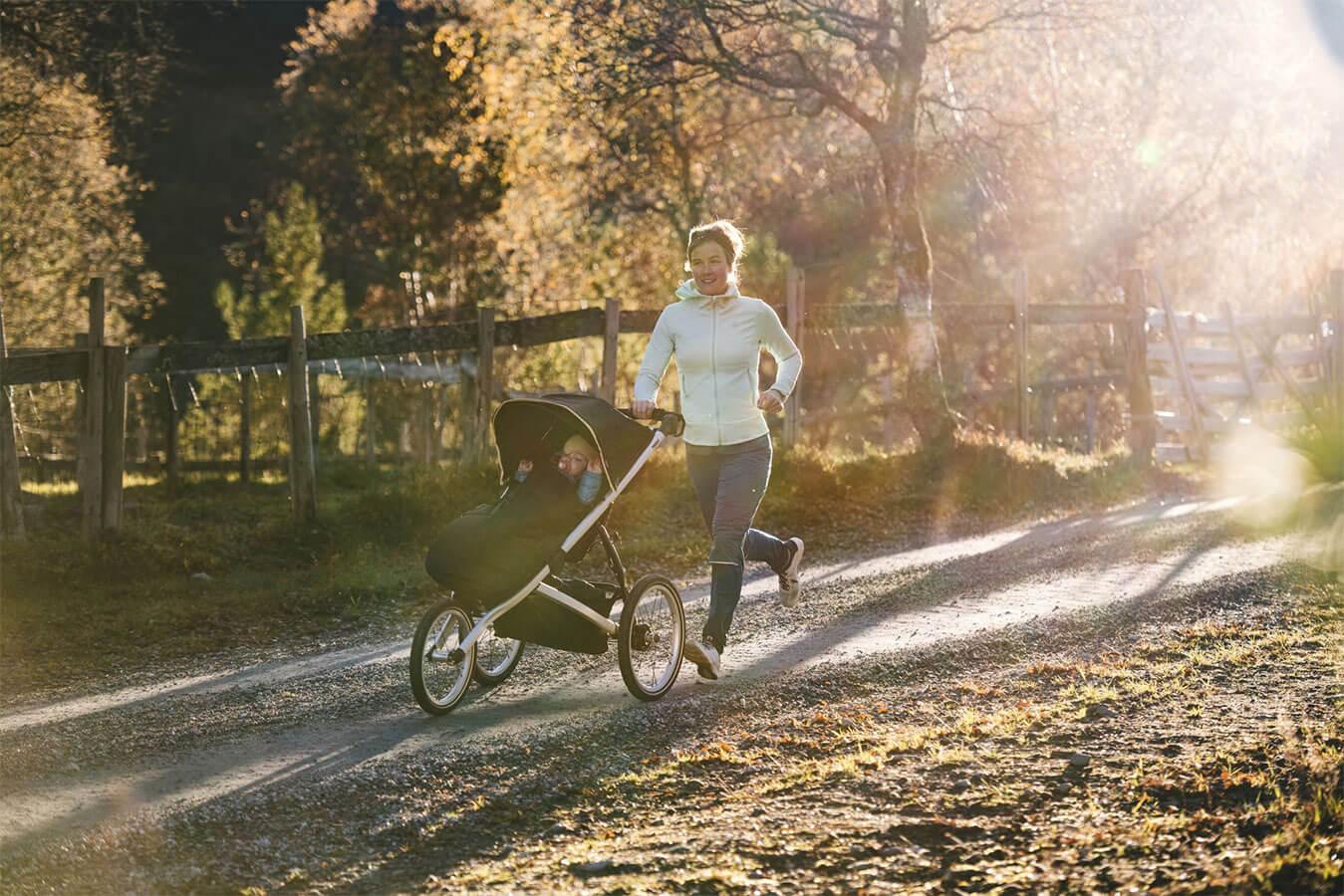Z wózkiem po górach, czyli jak Mistrzyni Świata inspiruje do aktywnego rodzicielstwa