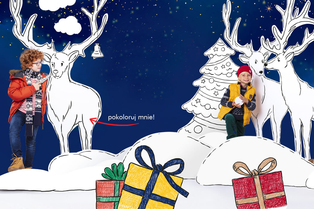 Nie czekaj na ostatnią chwilę! Kup prezenty świąteczne dla dzieci przy okazji codziennych zakupów