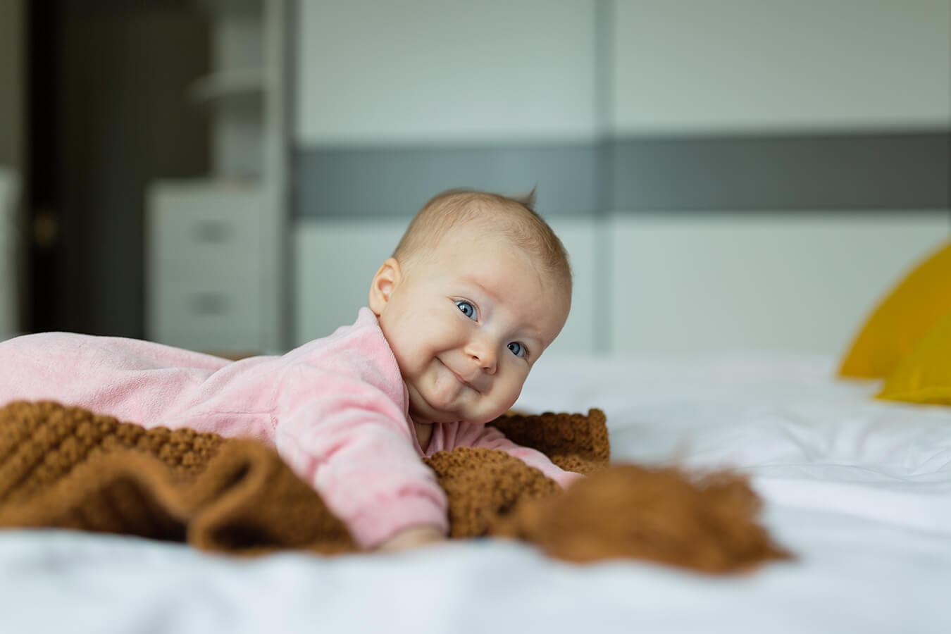 11 tygodniowe niemowlę – Jak wygląda 11 tydzień życia dziecka?