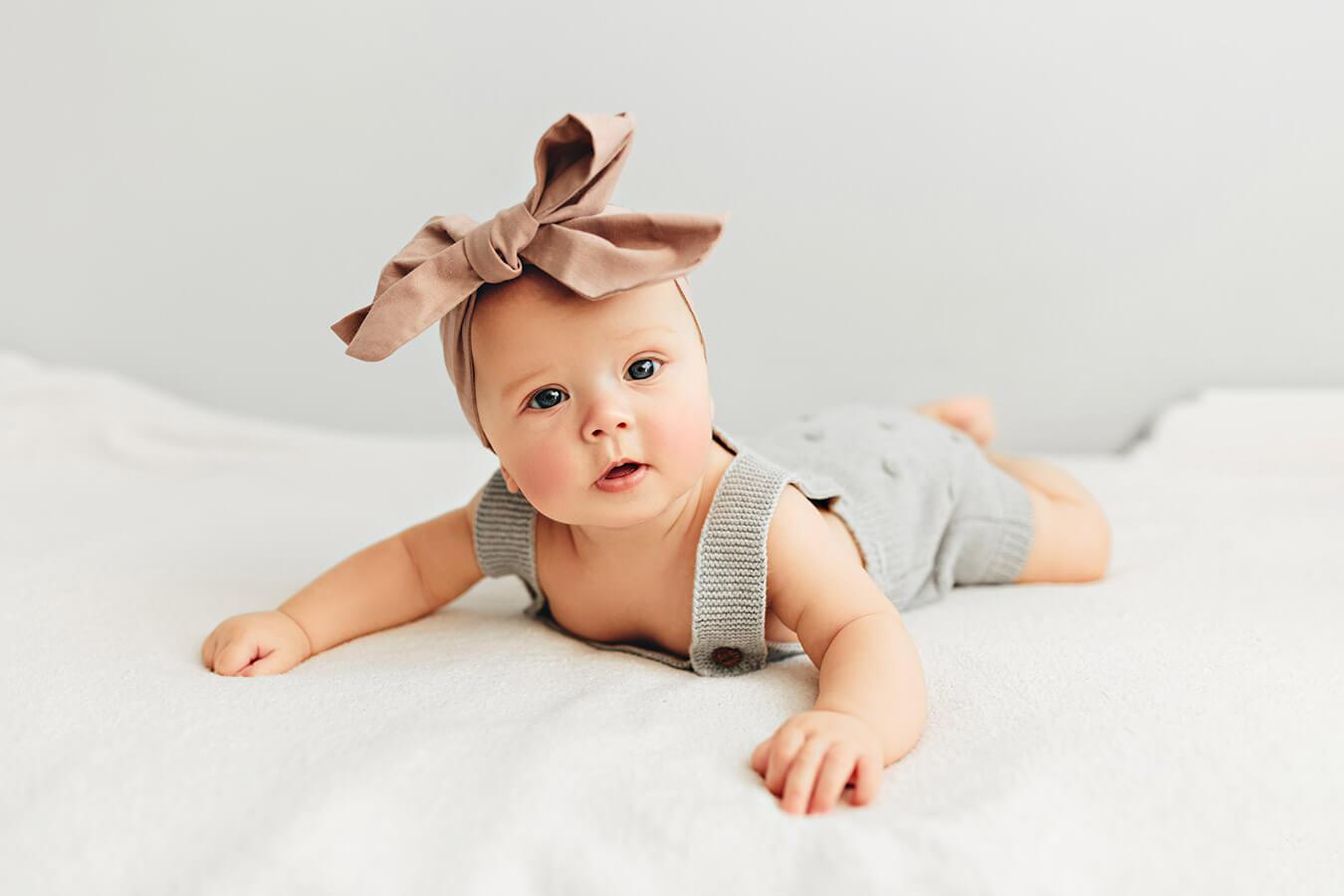 12 tygodniowe niemowlę – Jak wygląda 12 tydzień życia dziecka?