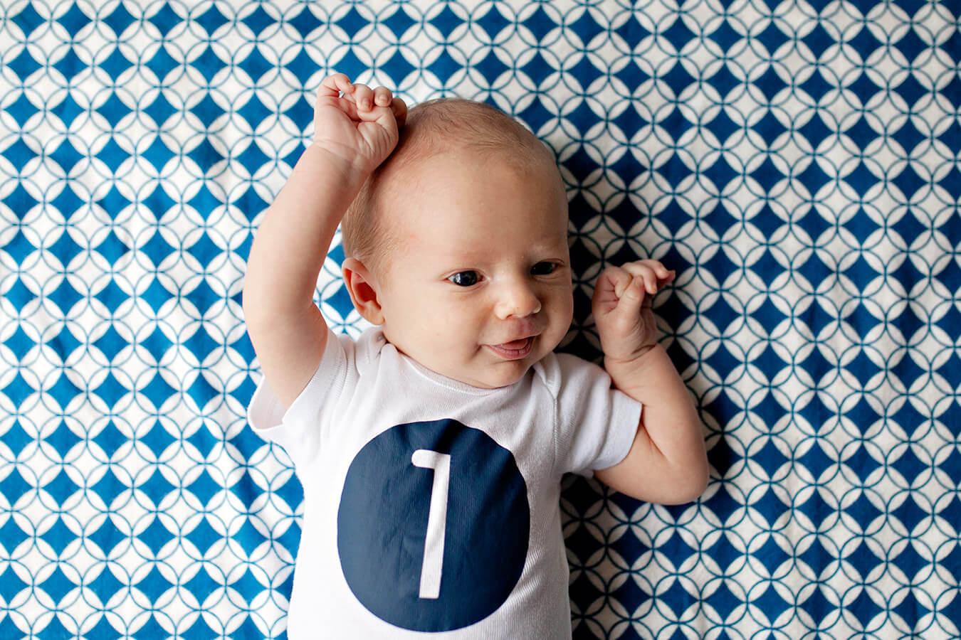 4 tygodniowe dziecko – Jak wygląda 4 tydzień życia dziecka?